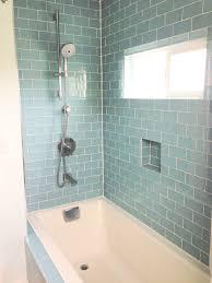 bathroom glass tile shower. vapor glass subway tile bathroom shower s