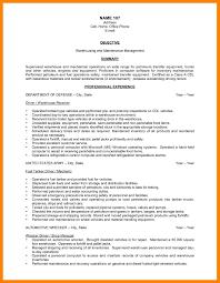Warehouse Resume Sample 60 warehouse resume samples job apply form 48