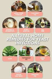 how to diagnose and treat a yeast infection at home