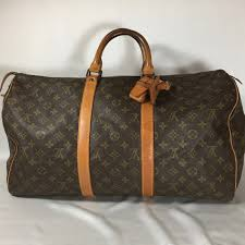 louis vuitton overnight bag. louis vuitton keepall 50 monogram canvas weekend bag louis vuitton overnight bag e