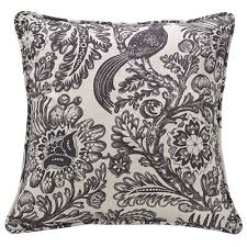 black and white euro sham.  Sham Delectably Yours Augusta Toile Euro Sham By HiEnd Accents With Black And White E