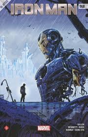 Alle strips van de reeks Iron Man beschikbaar bij De Poort