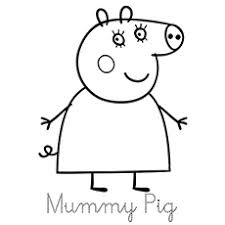 Small Picture Top 15 Free Printable Peppa Pig Coloring Pages Online