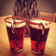 Add a cinnamon sugar rim to Great Lakes Christmas Ale to kick off ...