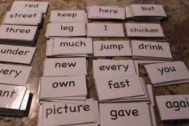 Printable flash cards have been used more and more in homeschooling environments as a way to practice the basics. Free Sight Words Flash Cards Happy And Blessed Home