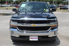 Black 2016 Chevrolet Silverado 1500: Used Truck for Sale in Houston ...