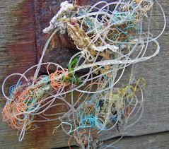 Image result for tangled fishing line
