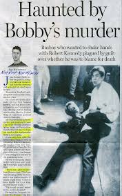 「Juan Romero, Who Aided a Dying Robert Kennedy」の画像検索結果