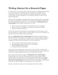writing a research paper abstract writing a research paper abstract tk
