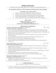 Athletic Resume Template Free Athletic Resume Template Therpgmovie 8