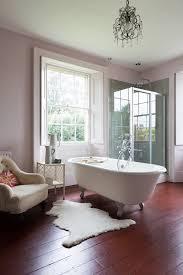 sumptuous sheepskin rug in bathroom traditional with master bathroom floor plans next to bathroom pendant lighting