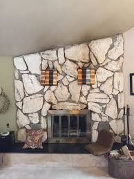... Large-large Size of Precious Q Stone Fireplace Anyone Know How To Clean  This Cleaning ...