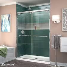 semi frameless shower doors encore semi shower door and base semi frameless shower door hinges