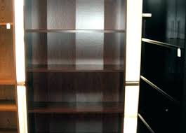 costco bookcase furnishings sliding door bookcase furnishings sliding door bookcase double bookcase bookcases with sliding glass