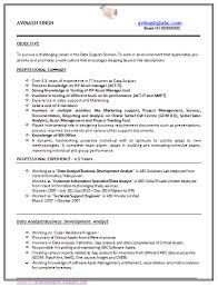 Free B Tech Resume Sample With Work Experience 1 Career Sample