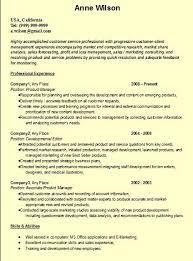 Resume Formats Resume Writing On Pinterest