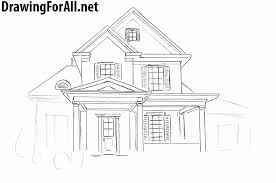 architecture drawing. Drawing Lesson For Beginners Architecture