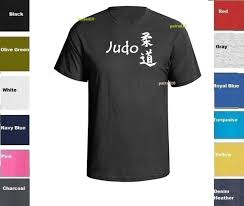 Judo Shirt Designs Judo T Shirt Japanese Martial Art Combat Fighting Shirt Sizes S 5xlfunny Free Shipping Unisex Tshirt