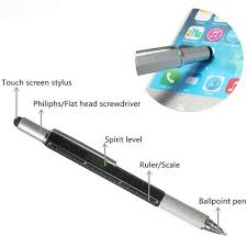 7 in 1 Multifunction Pen <b>screwdriver ballpoint pen</b> Favor A5K1