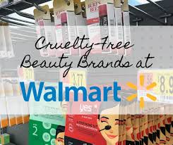free beauty brands at walmart