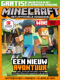 Mini Minecraft Magazine By Meis Maas Issuu