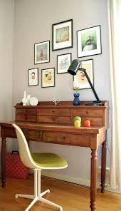 home office artwork. Office Wall Artwork Home Office Midcentury With Wood Flooring Art