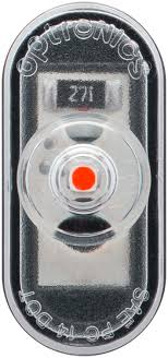 Pc Rated Light Optronics Mcl299rb Red Pc Rated Marker Clearance Light Mcl299rb