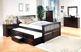 Twin Xl Bed Frame Twin Xl Bed Frame With Drawers Queen Trundle And ...