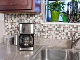 Kitchen Tiles Self Adhesive Backsplash Tiles Hgtv