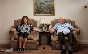 the woerdenwebers the stars of gogglebox kathy cilla elvie the siddiquis other families tv