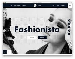 Best Free Fashion Design Software 33 Best Free Fashion Website Templates With Vogue Design 2020