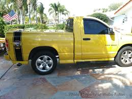 2005 Used Dodge Ram 1500 Rumble Bee Limited Edition For Sale at ...