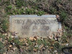 Troy Blankenship (1905-1981) - Find A Grave Memorial