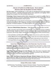 Executive Resume Sample Vice President Executive Resume Vp
