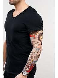 тату рукав Tattoo Sleeve 3916511 в интернет магазине Wildberriesru
