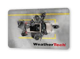 Gift Card For WeatherTech Products | WeatherTech Canada