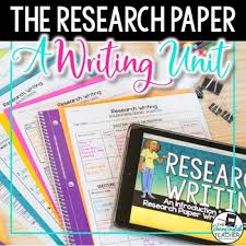 Research Paper Writing Powerpoint Resources Mla Format Tpt