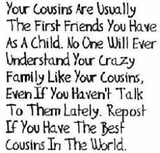 Cousin Love Quotes Inspiration Thakful For My Cousin Quotes Do You Hide Your Feelingsfor Other