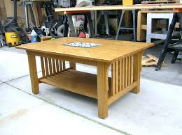 wonderful mission style coffee table coffee table and end tables new mission style coffee table and
