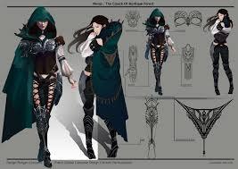 Bdo Costume Design Contest 2018 Black Desert Pearl Abyss
