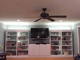 Premade Built In Bookcases Our Diy Built In Bookshelves Project Jessica Leake Author
