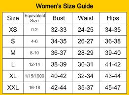 Waist Circumference Chart Women Waist Size Bars In Dubuque Ia