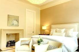 gold accent wall paint bedroom home decorating ideas diy