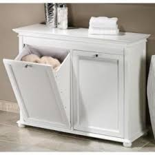 laundry furniture. Functional Cabinet For Laundy With 2 Containers. Construction Is Made Of Wood. It Laundry Furniture S