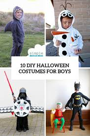 10 diy costumes for boys cover