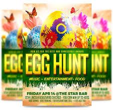 easter egg hunt template easter hunt flyer insaat mcpgroup co