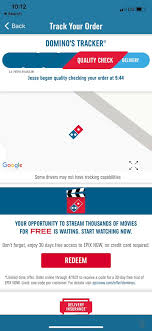 Can you pay for pizza online with a credit card. Domino S Pizza On Twitter It Sounds Like We Dropped The Ball And I Would Be Happy To Help Can You Please Dm Us Jn Https T Co Cf8bitovpb