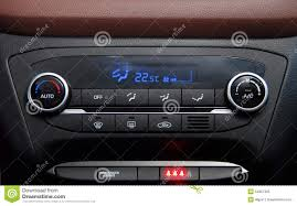 car air conditioner controls. royalty-free stock photo. download automatic car air conditioner controls