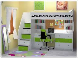 kids loft bed with desk. Bunk Bed Desk Beautiful Best Kid Loft Beds Of Storage For Kids With D