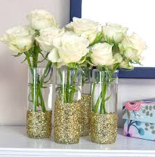 big glass vases for centerpieces